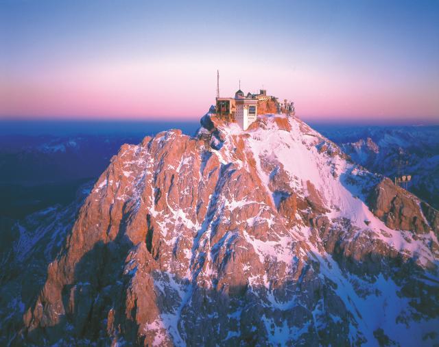 Zugspitze – DIE TIROLER SEITE DES BERGES, Ausflüge in der Region, Tirol und Bayern – Teil 2